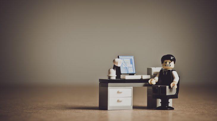 仕事で悩む3つの重大要素【ぶっちゃけ3つの項目のうち、2つ当てはまってたら速攻で仕事やめて良いです】